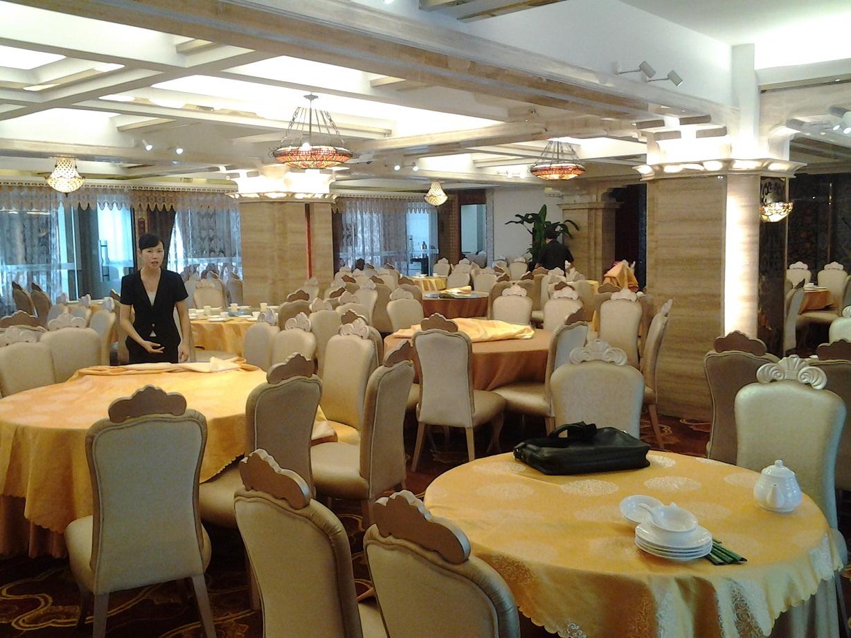 新粤穆斯林餐厅(人民西路店)