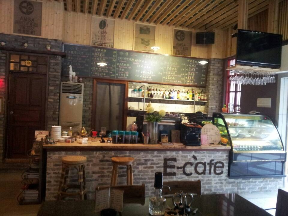 e-cafe音乐咖啡店