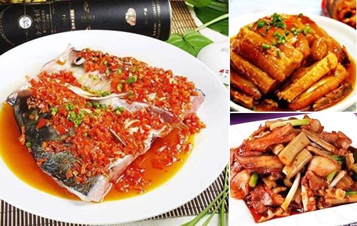 剁椒焖鱼套餐-广州周周乐