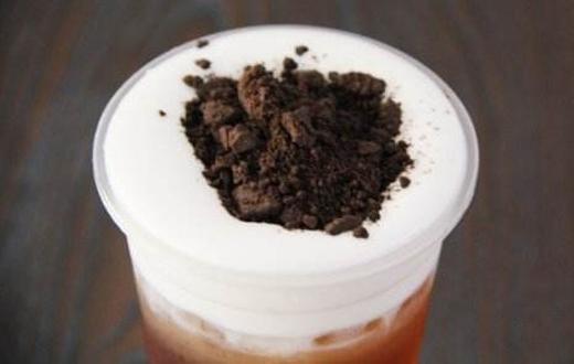 奥利奥芝士奶茶1杯(中杯)-广州周周乐