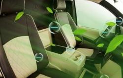 车内臭氧消毒