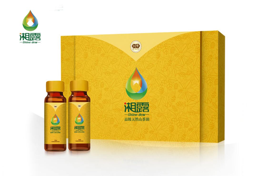 湘露高级天然山茶油口服液装10支装