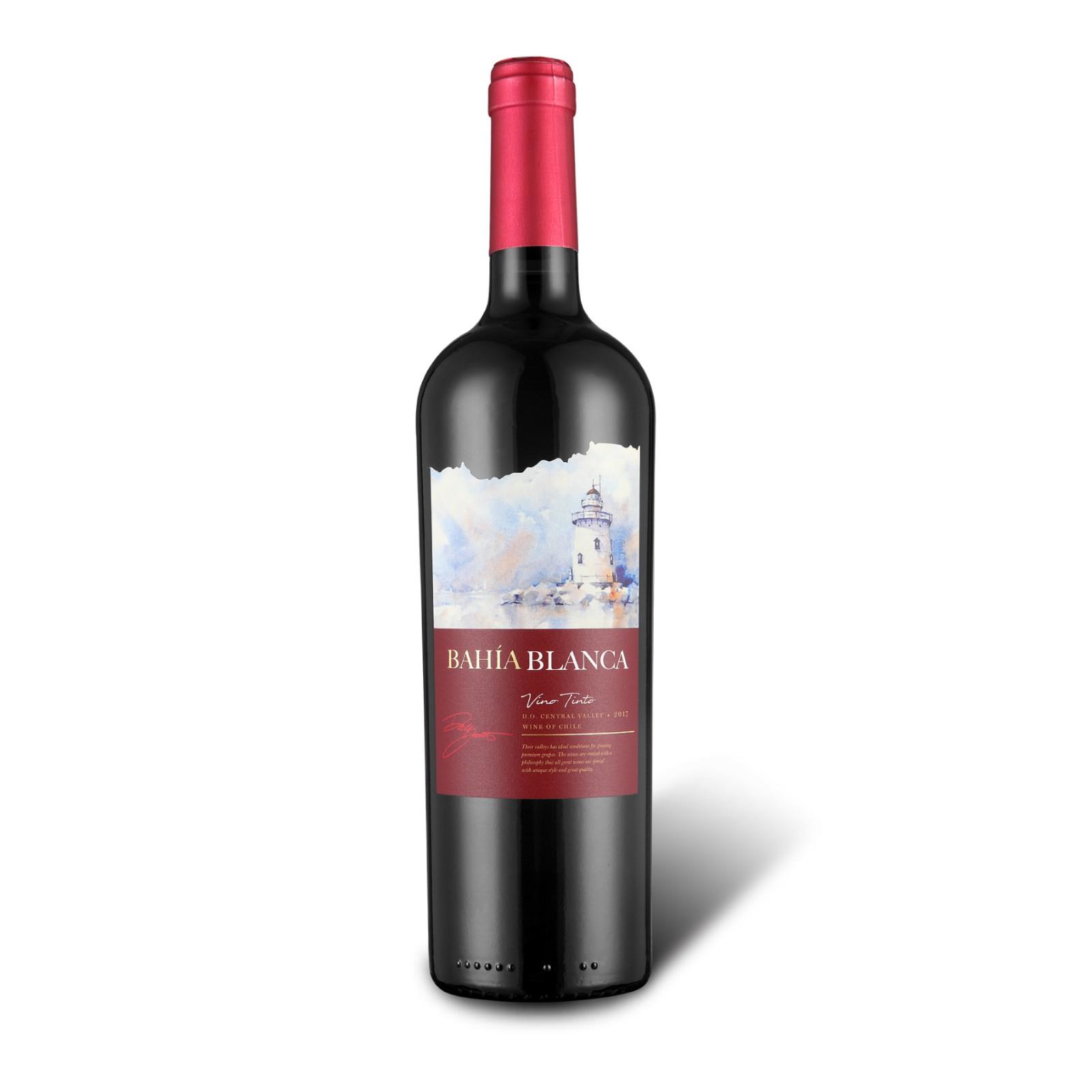 白堡湾干红葡萄酒