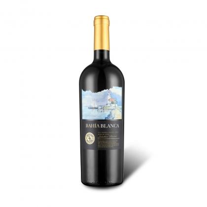 白堡湾星耀美露红葡萄酒