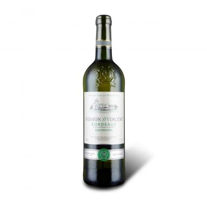 圣徒之心长相思白葡萄酒