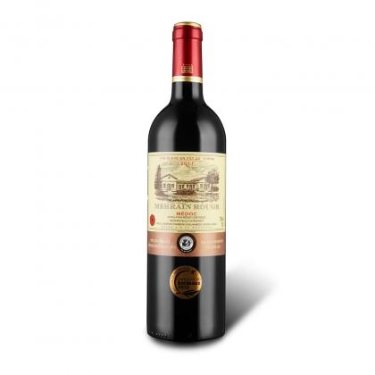 橡心堡干红葡萄酒