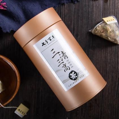 三清三高茶 决明子甜菊叶桑叶山楂菊花养生花茶组合