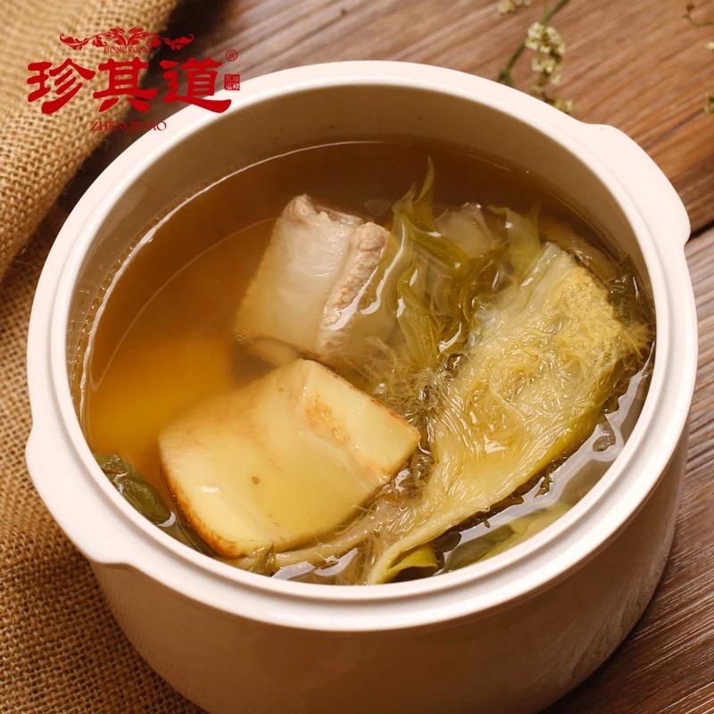 霸王花螺片煲汤 食材炖汤品材料 滋补干货