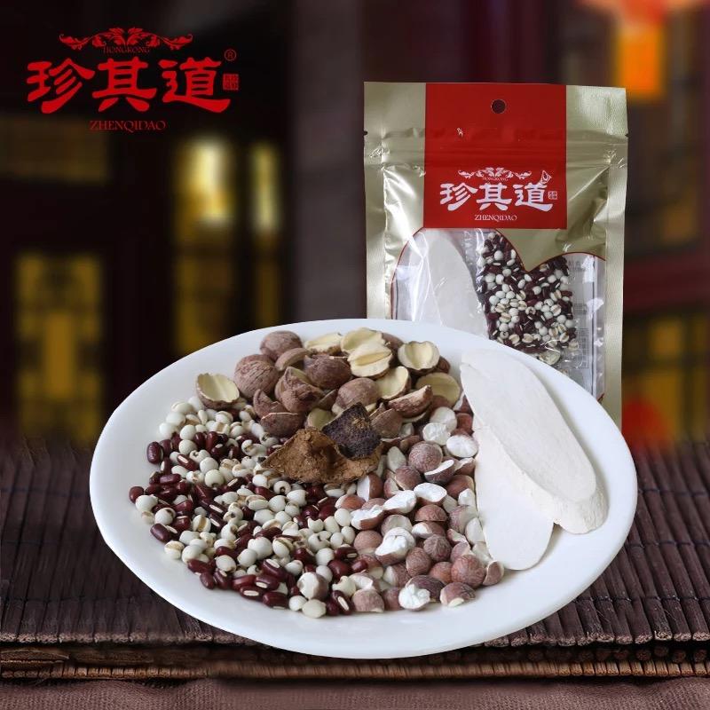 芡实莲子 港式靓汤煲汤材料包搭配干货食材