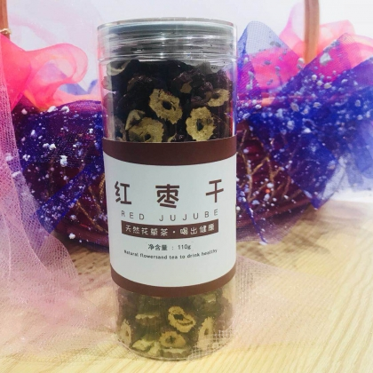 红枣干110g PET罐装易拉铝盖
