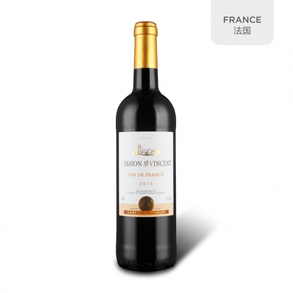 法国波尔多圣徒之心门徒系列红葡萄酒