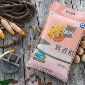 福临门 软香稻大米5kg 苏北米