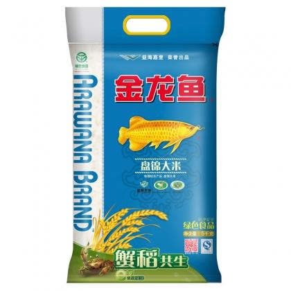 金龙鱼 盘锦大米 蟹稻共生东北大米珍珠米