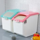 厨房密封米桶家用防潮防虫塑料米桶 20斤/30斤