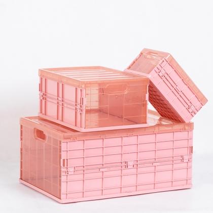 折叠式收纳盒 多功能便携整理箱